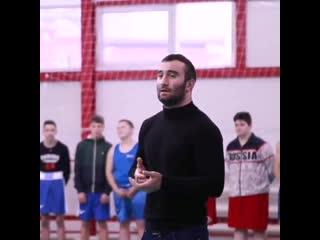 Мурат Гассиев: не нужно боятся своего соперника