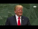 President Trump Addresses the 73rd Session of the United Nations General Assembly