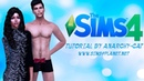 The Sims 4: Текстуры для одежды и где их взять (Создаем платье Нины Добрев)