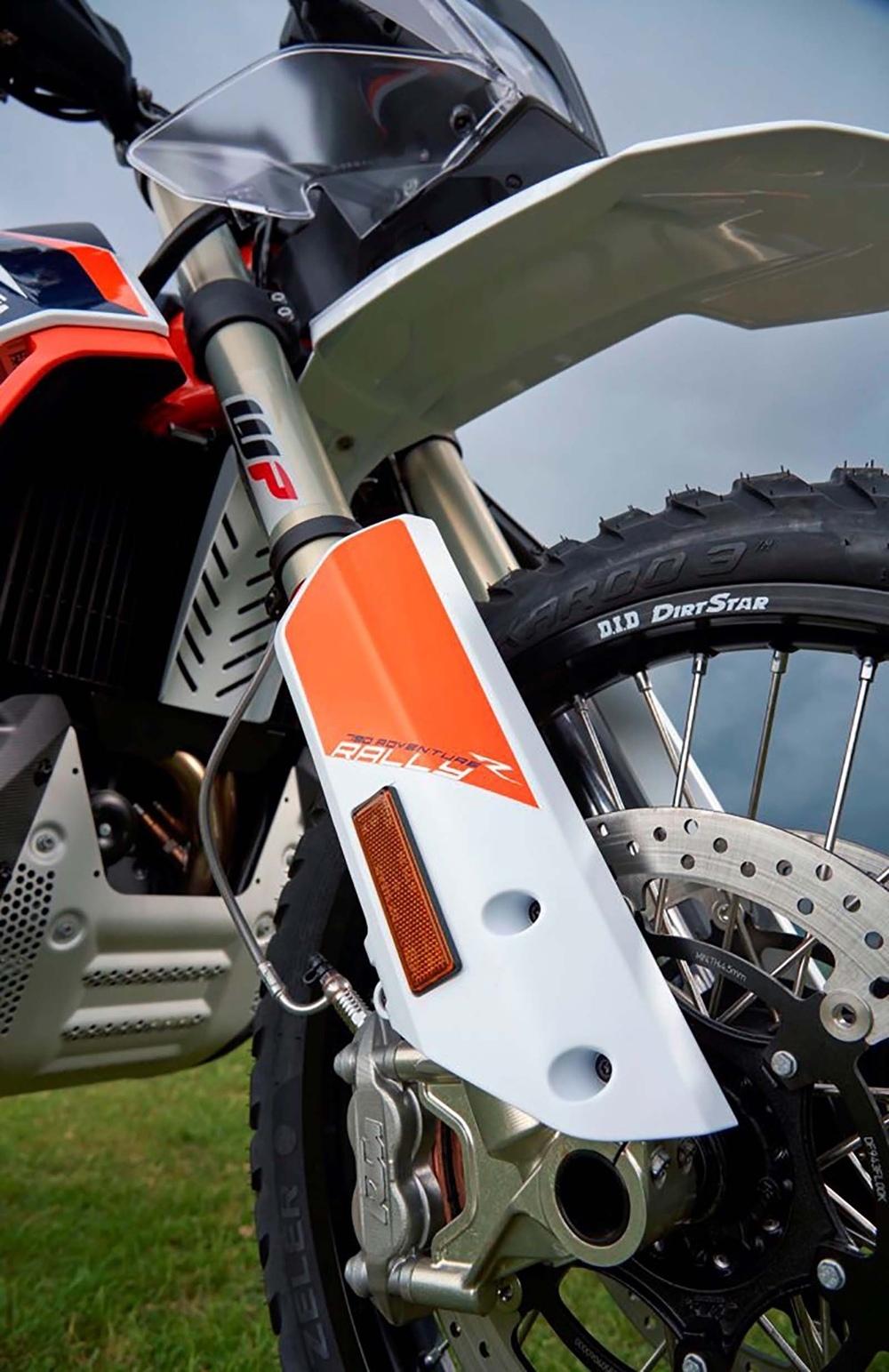 Турэндуро KTM 790 Adventure R Rally 2020