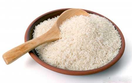 Рис - это хорошая еда, когда мучают приступы диареи.
