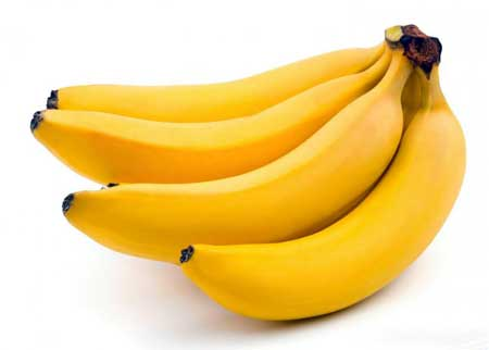 Бананы могут помочь увеличить объем стула у людей с диареей