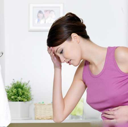 Диарея может привести к обезвоживанию, которое вызывает головокружение и усталость