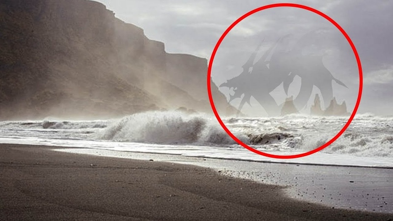 5 Sea Serpent Caught on Camera and Spotted in Real Life - Paranormal TOP 5