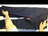 2683 Fashion Jeans Womens (15 kg) 2пак - модные женские джинсы крем+экстра Англия
