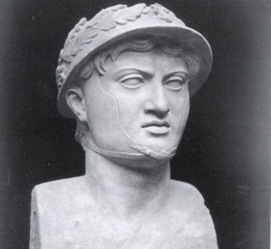 Пирр, царь Эпирский.