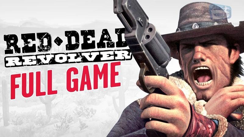 Red Dead Revolver - Full Game Walkthrough [Very Hard Difficulty]