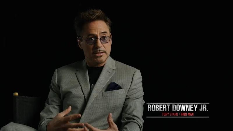 «Мстители: Финал» (Отрывок из дополнительных материалов: Setting the Tone: Casting Robert Downey Jr)