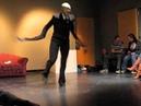 Slenderman Tap Dance