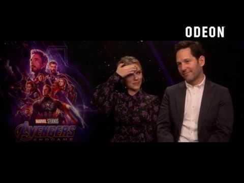 Scarlett Johansson and Paul Rudd on using the Infinity Gauntlet for evil