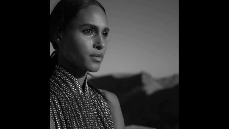 VOGUEARABIA AZZEDINE ALAÏA Cindy Bruna