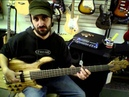 Cort Z Custom Artisan Bass Guitar