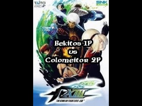The King of Fighters XIII - Bekitos (1P) vs Colomeitor (2P)