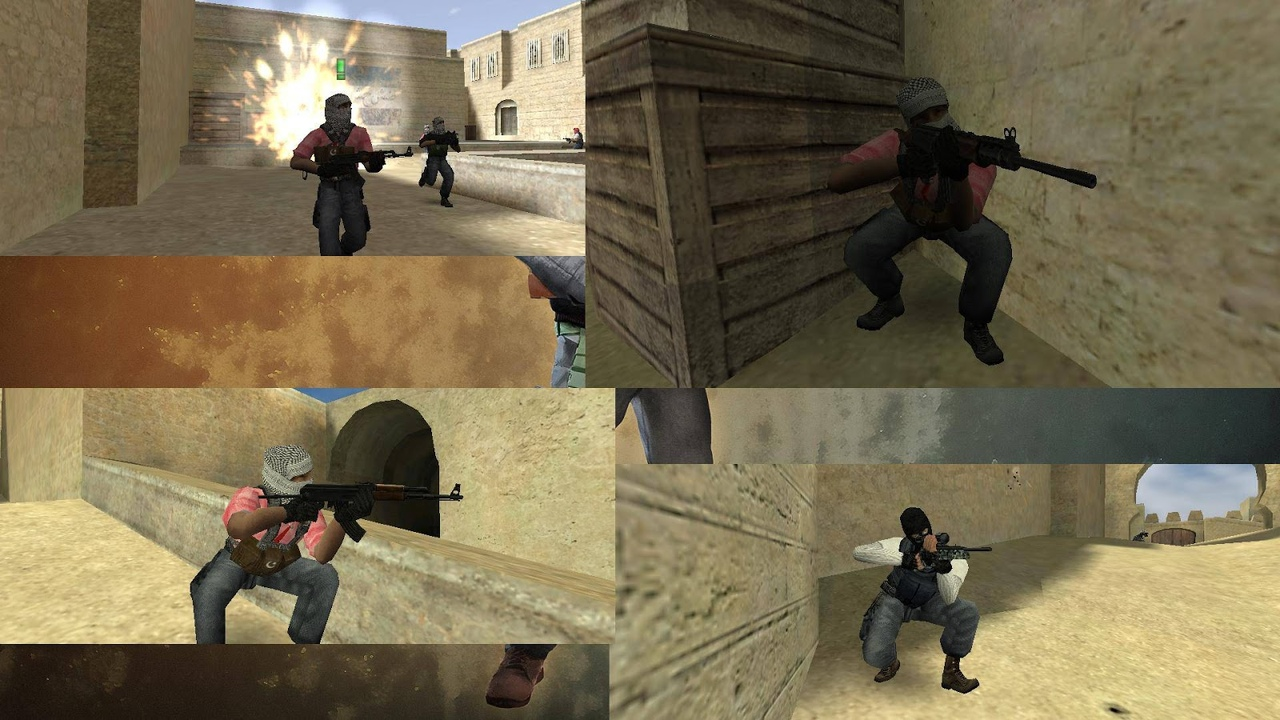 Теры в Counter-Strike 1.6