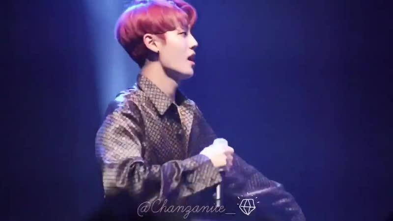 FANCAM 20 04 19 Chan A C E Take Me Higher @ KangOn Box public recording