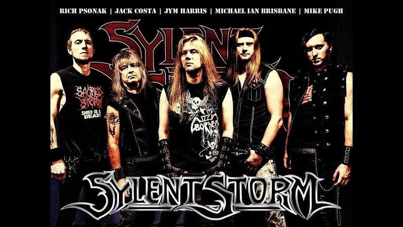 Sylent Storm - Patriots Of Metal