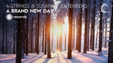 VOCAL TRANCE 4 Strings &amp Susanne Teutenberg - A Brand New Day (CRR) + LYRICS
