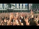 Rave-революция, на площади Руставелли