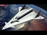 Supersonic glider U-71 can fly at 11,000 kmh. Russian secret project