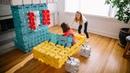 Fort Boards Fort Building Kits for Kids