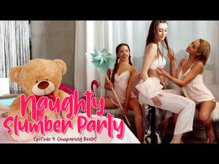 Veronica leal vanna bardot lina luxa naughty slumber party comparing boobs lesbian brazzers porn порно лесбиянки
