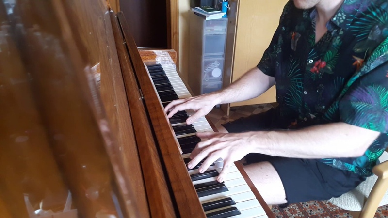Христина Cоловiй - Fortepiano piano cover