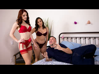 [brazzers] jenna sativa, molly stewart - cam girl lock up newporn2019