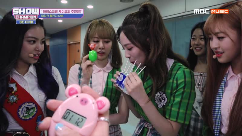 Show Champion Behind The Scene 190605