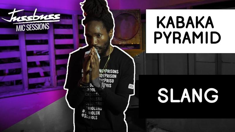 Kabaka Pyramid Slang Jussbuss Mic Sessions Season 1 Episode 2
