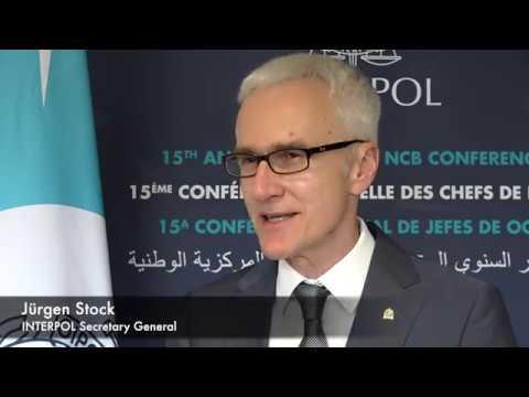 Secretary General Jürgen Stock on the importance of National Central Bureaus