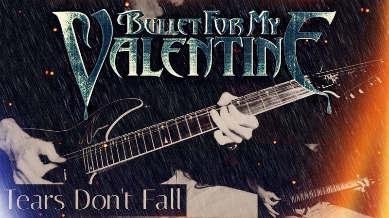 Bullet For My Valentine - Tears Dont Fall | Ivan Diezel (Guitar Cover)