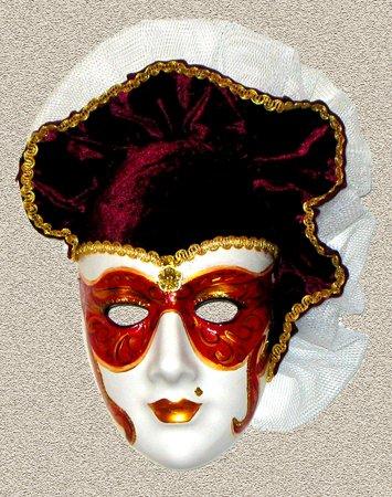 Венецианские маски - Страница 2 X_3ef83834