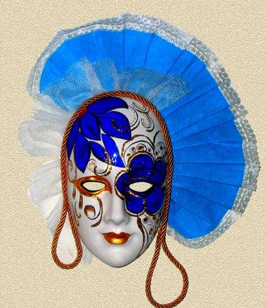 Венецианские маски - Страница 2 X_8889dbe9