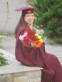 Oksana Beliauskiene, 30 июня , Балаково, id124945158