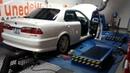 Honda cl1 h22a euro r on the dyno