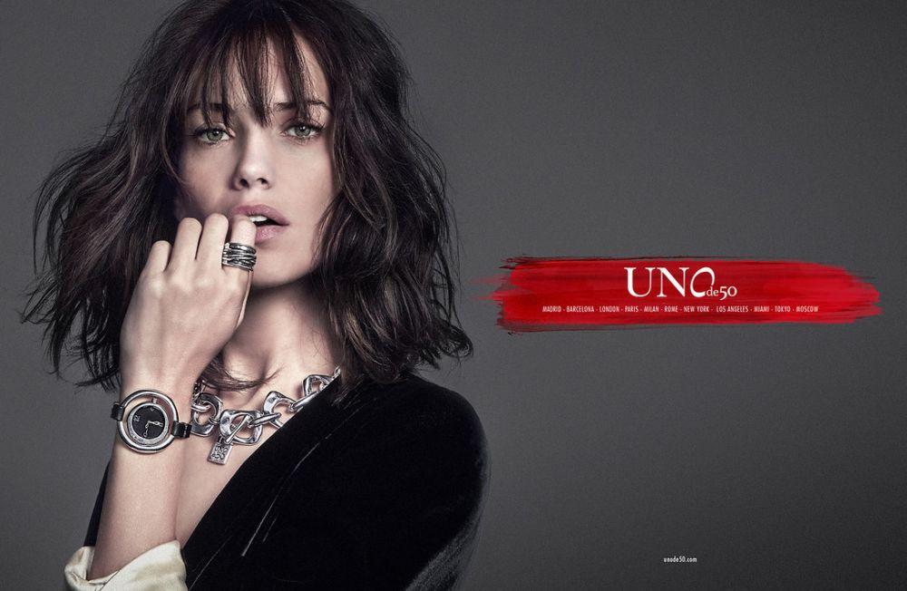 сеть монобрендовых магазинов UNOde50