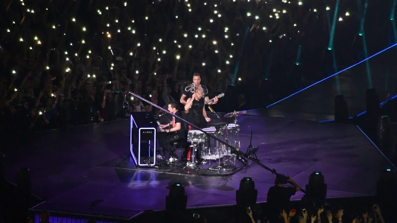 9. MUSE - Dig Down. Moscow live 15.06.2019
