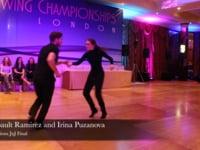 Champions JnJ Final - Thibault Ramirez and Irina Puzanova