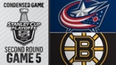 05/04/19 Second Round, Gm5: Blue Jackets @ Bruins