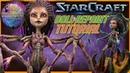 Custom Kerrigan Monster High Repaint Tutorial Starcraft OOAK Doll