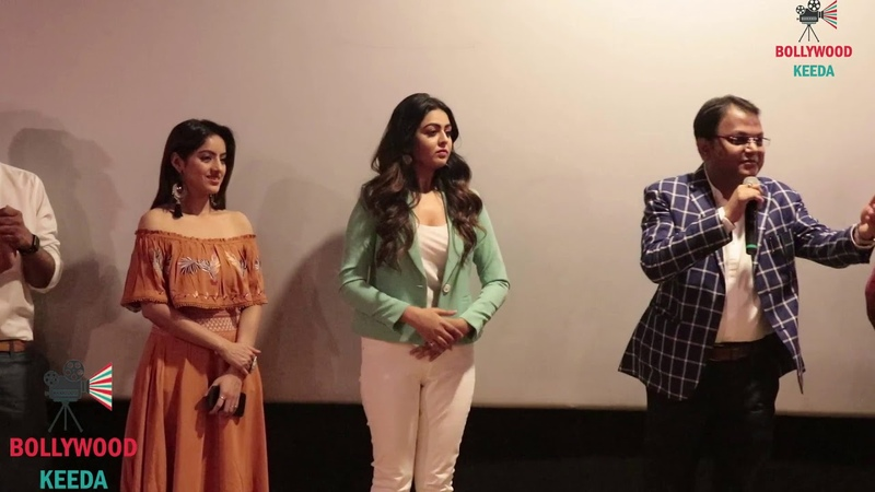 PRESS MEET OF ULLU APP UPCOMING SERIES HALALA Bollywood keeda