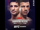 EA Sports UFC 3 Бенеил Дариуш Драккар Клозе Beneil Dariush Drakkar Klose