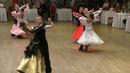 Вальс Синий платочек - танец на турнире Виват, Екатеринбург-2019