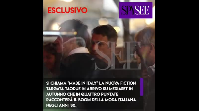 Рауль Бова в сериале «Сделано в Италии»