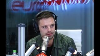 Sebastian Stan - interview for Romanian 'Europa FM' radio (with English subtitle)