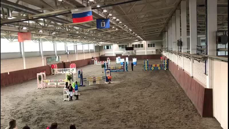 Кубок города Ярославля. Мэмори 100 см