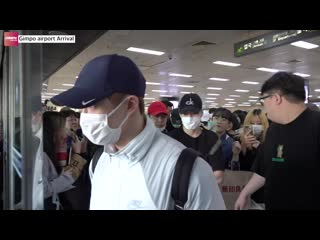 [vk][190507] monsta x at gimpo airport @ osen