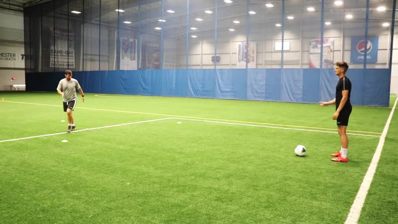 Passing, First Touch and Finishing Drills _ Full Training Session With FA Certified Coach-Обрезка 01