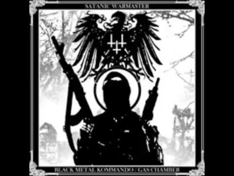 Satanic Warmaster Black Metal Kommando Gas Chamber Compilation Full Album