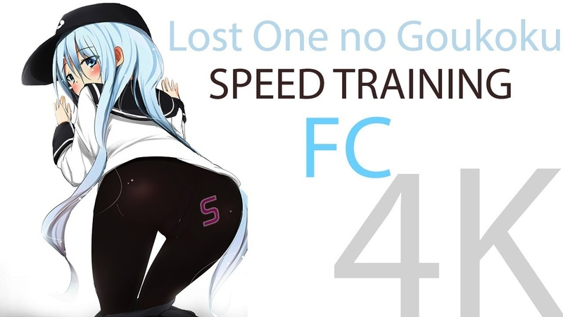 Osu!Mania 4K l Dingles Speed Training Pack 1 [Last One no Goukoku]